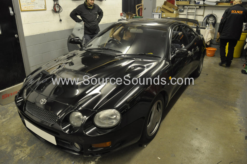 Toyota Celica GT4 1994 sound proofing upgrade 001