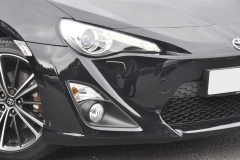 Toyota GT86 2013 front and rear sensors 002