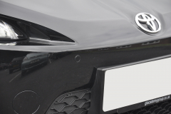 Toyota GT86 2013 front and rear sensors 003