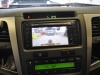 Toyota Hi Lux 2009 reverse camera upgrade 005