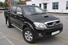 Toyota Hi lux 2009 navigation upgrade 001
