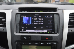 Toyota Hi lux 2009 navigation upgrade 006