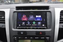 Toyota Hi lux 2009 navigation upgrade 007
