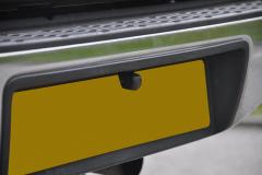 Toyota Hi lux 2009 navigation upgrade 009