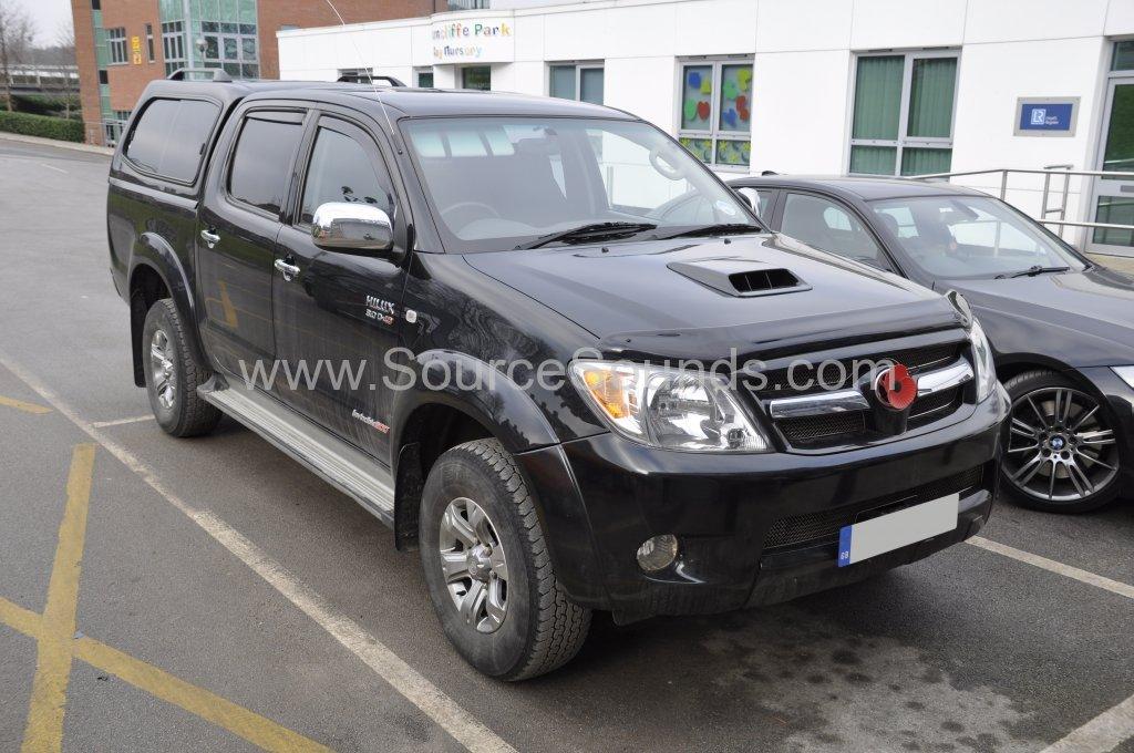 Toyota Invincible 2009 DAB upgrade 001
