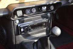 Triumph TR250 1968 audio upgrade 005