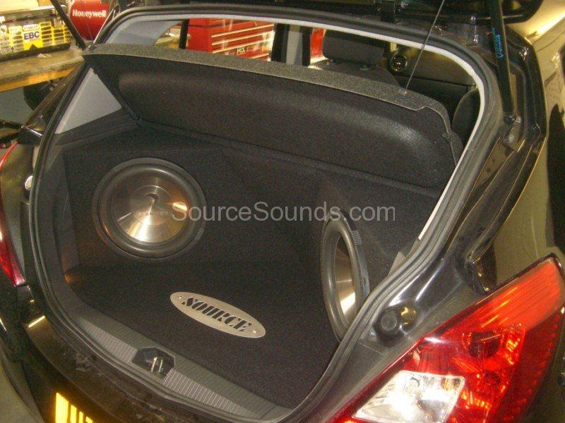Vauxhall Corsa D Dominic Source Sounds