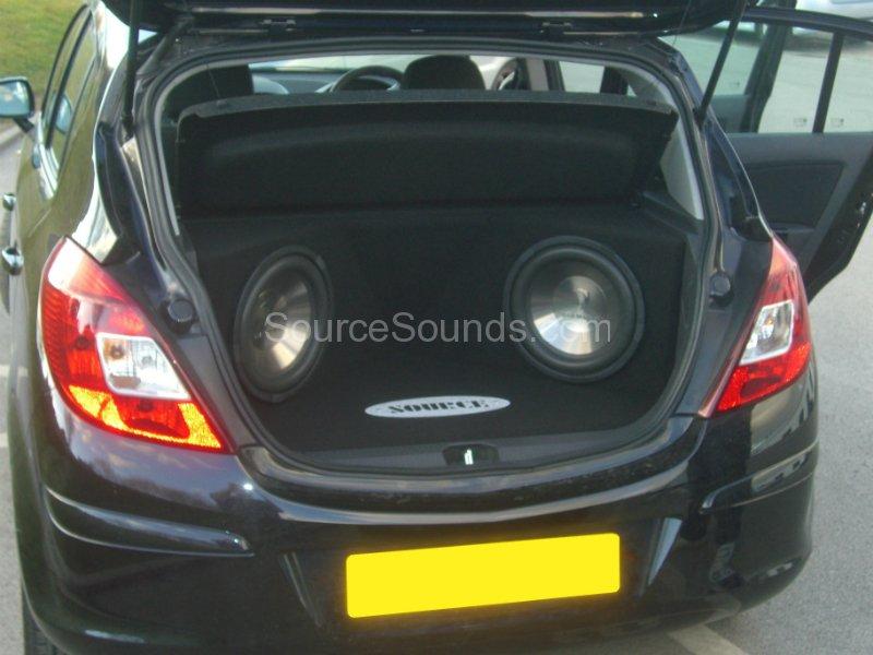 Vauxhall Corsa D Dominic Source Sounds