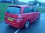 Vauxhall Zafira VXR 2006