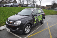 Vauxhall Antara 2015 navigation upgrade 001