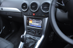 Vauxhall Antara 2015 navigation upgrade 002