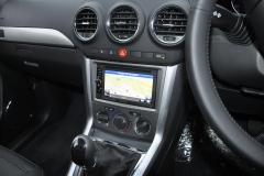 Vauxhall Antara 2015 navigation upgrade 003