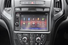 Vauxhall Astra 2010 DAB upgrade 009