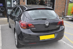 Vauxhall Astra 2010 navigation upgrade 002
