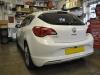 Vauxhall Astra 2014 DAB upgrade 001