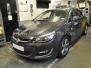 Vauxhall Astra 2014