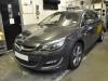 Vauxhall Astra 2014 rear parking sensors 001