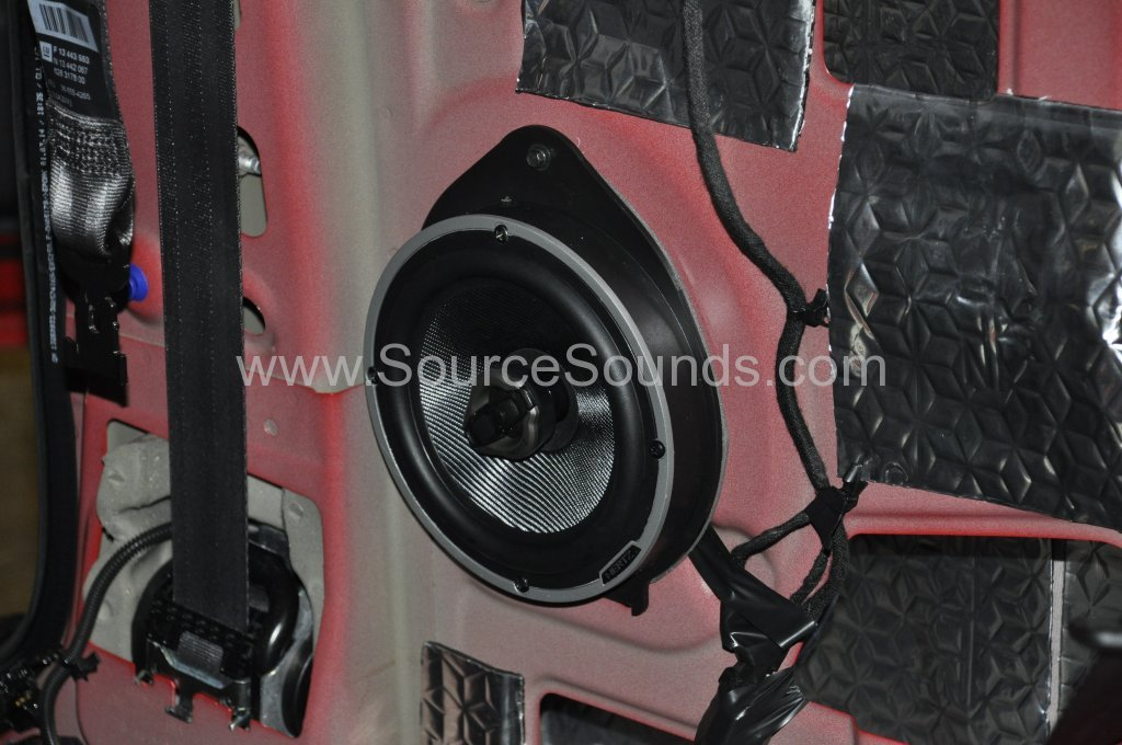 Vauxhall Astra GTC 2014 sound proofing upgrade 005
