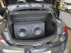 Vauxhall Astra VXR 2015 sound proofing upgrade 011