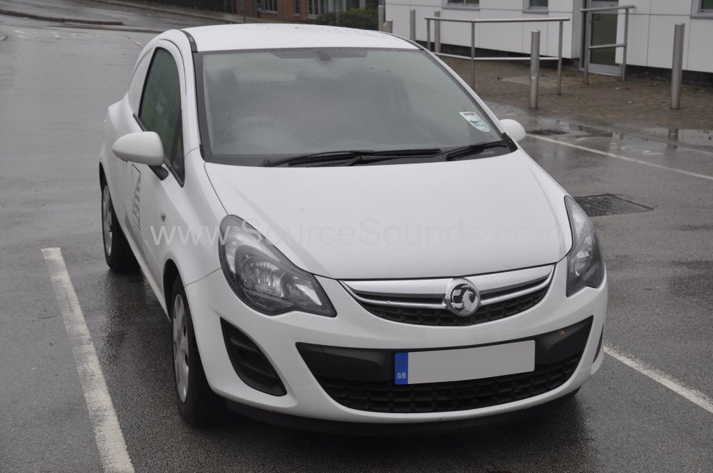 Vauxhall Corsa 2013 bluetooth upgrade 001