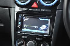 Vauxhall Corsa 2013 custom boot install 004