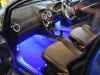 Vauxhall Corsa 2013 footwell lighting 003