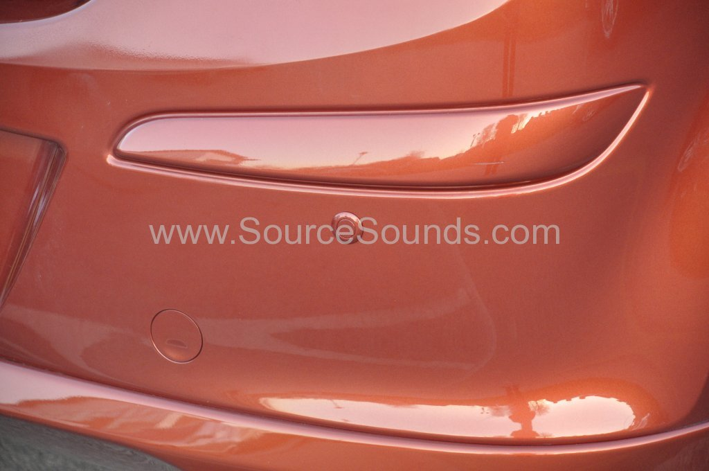 Vauxhall Corsa 2013 parking sensor upgrade 005.JPG