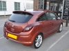 Vauxhall Corsa 2013 parking sensor upgrade 002.JPG