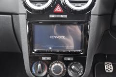 Vauxhall Corsa 2014 DAB upgrade 003