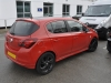 Vauxhall Corsa 2014 rear parking sensors upgrade 002