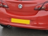 Vauxhall Corsa 2014 rear parking sensors upgrade 004
