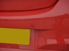 Vauxhall Corsa 2014 rear parking sensors upgrade 006