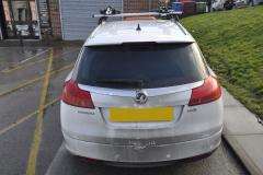 Vauxhall Insignia 2011 kenwood DAB upgrade 002