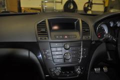 Vauxhall Insignia 2011 kenwood DAB upgrade 003