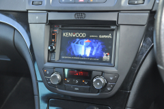 Vauxhall Insignia 2011 kenwood navigation upgrade 006