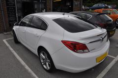 Vauxhall Insignia 2011 DAB upgrade 002