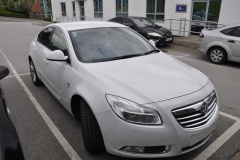 Vauxhall Insignia 2011 reverse camera upgrade 001