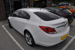 Vauxhall Insignia 2011 reverse camera upgrade 002