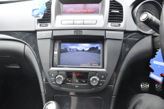 Vauxhall Insignia 2011 reverse camera upgrade 006