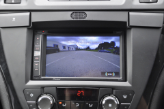 Vauxhall Insignia 2011 reverse camera upgrade 007