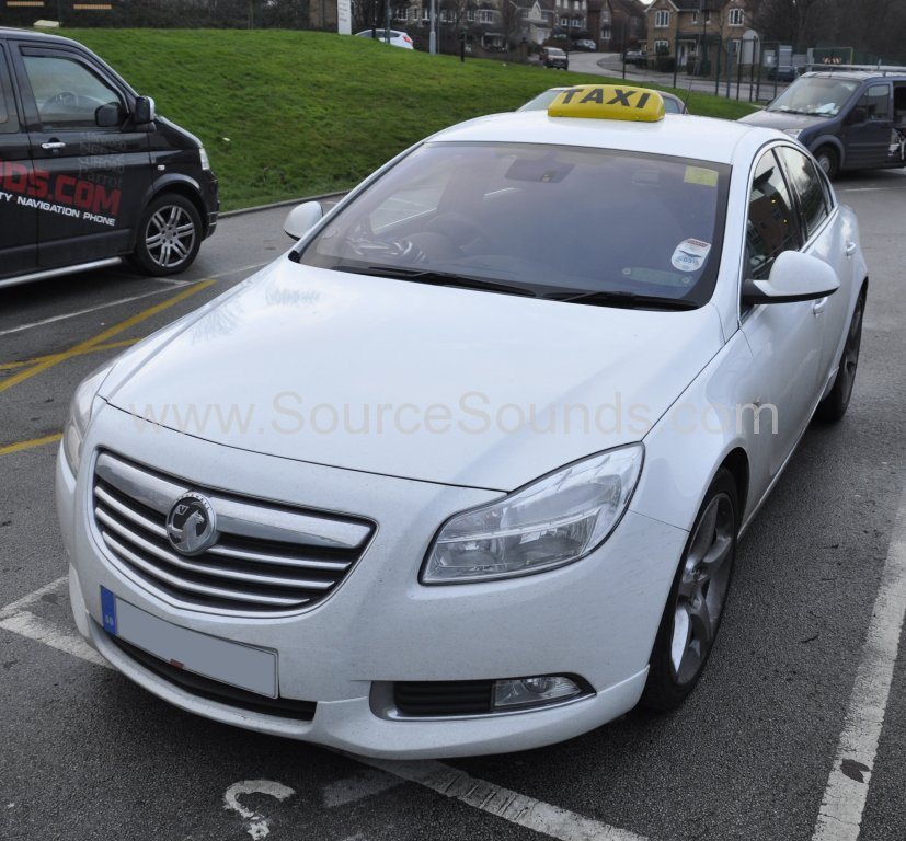 Vauxhall Insignia 2012 DAB upgrade 001