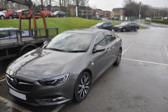 Vauxhall Insignia 2017 reverse camera moving lines 001