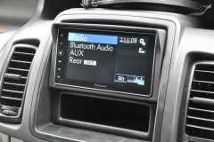 Vauxhall Vivaro 2013 apple car play 006