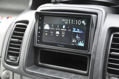 Vauxhall Vivaro 2013 apple car play 007