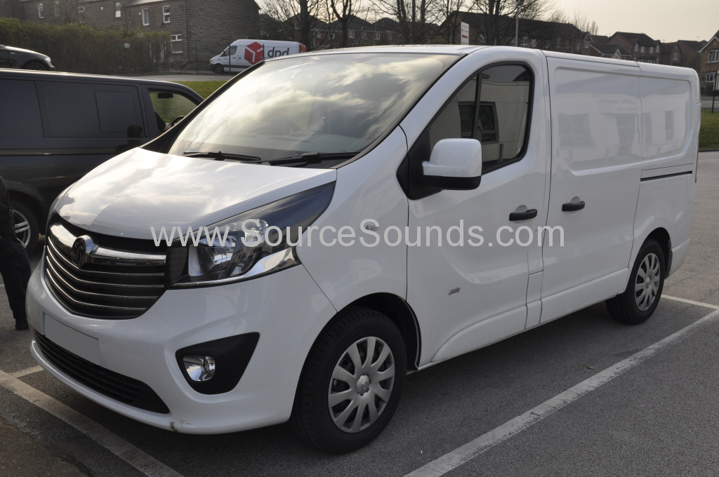 vauxhall vivaro 2017 dab stereo upgrade source sounds. Black Bedroom Furniture Sets. Home Design Ideas