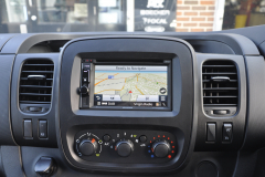 Vauxhall Vivaro 2017 DAB upgrade 007