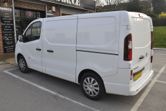 Vauxhall Vivaro 2017 navi upgrade 002