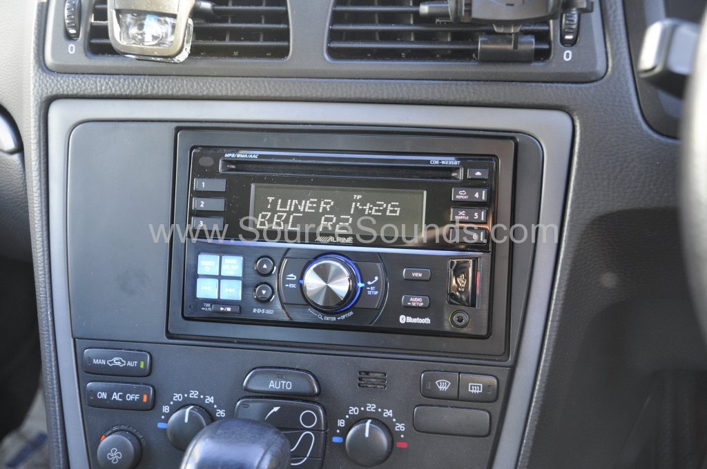 Volvo S60 2004 Stereo Upgrade Source Sounds