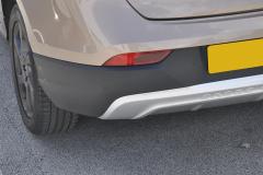 Volvo V40 2014 rear sensors 003