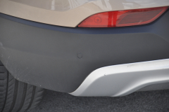 Volvo V40 2014 rear sensors 004